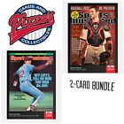 2021 Topps x Sports Illustrated 2-Card Bundle Cards 37-38 Posey Carlton Presale