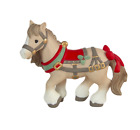 Precious Moments Christmas Clydesdale Horse Annual Animal Figure New 2021 211015