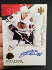 Patrick Kane Hockey Cards: Rookie Cards Checklist and Memorabilia Buying Guide 9