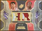 2007 UD SPx Yao Ming Tracy McGrady dual Patch auto 10 autograph (wx available)