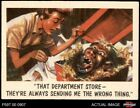 1959 Topps You'll Die Laughing Trading Cards 19