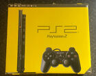 PS2 / Playstation Slim Console - All Cables - 8MB Memory Card - Boxed SCPH-79003