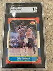 Isiah Thomas Rookie Cards Guide and Checklist 11