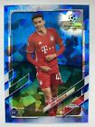 2020-21 Topps Chrome Sapphire Edition UEFA Champions League Soccer Cards 25