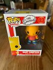 Funko Pop Bart Simpson 03 Vaulted Rare Excellent Unopened Condition Simpsons
