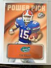 Tim Tebow Autographs Added to 2011 Topps Precision Football 16