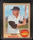 Mickey Mantle Topps Cards - 1952 to 1969 47