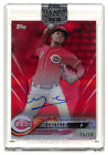 2018 Topps Clearly Authentic Baseball Cards 6