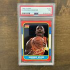 Dominique Wilkins Rookie Cards and Autographed Memorabilia Guide 8