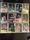 Lot of 60 1981-82 Topps Basketball Cards Invest Set Builder NM-MT No Duplicates