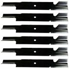 6 Pack USA Mower Blades Commercial Hi Lift fits Scag 48111 481708 481712 48304