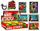 MARS ATTACKS HERITAGE TOPPS 1 SEALED HOBBY BOX WITH SPECIAL HITS SKETCH AND MORE