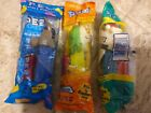 PEZ dispensers with candy (3) donkey ghost bear *New*
