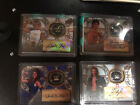 TOPPs LEGENDS 2018 autograph relic cards Richter Edge Steamboat Lot Wwe Wwf