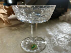 4 NEW IN BOX Waterford Lismore Essence Saucer Champagne Glasses Tall Sherbet
