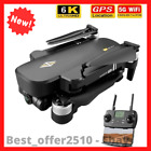 2021 New 8811 Pro Drone 6k Hd 5g Mechanical Gimbal Camera Wifi Gps System Drones