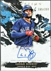 2021 Topps Inception Baseball Cards 29