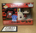 ✅ Funko POP! Collector's Box Suicide Squad Harley Quinn POP! & Tee 2XL XX-LARGE