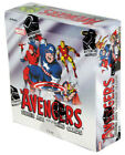 The Avengers: Silver Age box, Binder & P2 Rittenhouse Archives - 2015