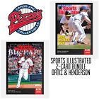 2021 Topps X Sports Illustrated Baseball Cards Checklist 16