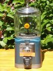 Vintage 1940s Gumball Machine Works Great Comes with Key Original Paint