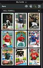 See All the Will Ferrell Cards in 2015 Topps Archives Baseball 17