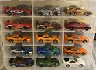 Hot Wheels Toyota Supra MK4 Complete Collection Lot Super Fast and Furious