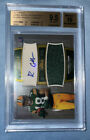 2011 TOPPS FINEST FOOTBALL RANDALL COBB AJR-RC ROOKIE JERSEY AUTO 107 589 BCG 10