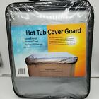 Outdoor Innovations Hot Tub Spa Jacuzzi Cover Guard Thermal Protector 8X8X12