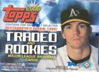2000 Topps Traded Factory-Sealed Set - Cabrera Autograph RC!
