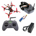 FEICHAO Ti210 210mm 5inch PNP BNF RTF FPV Racing Drone RC Quadcopter 3 4S