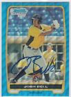 2012 Bowman Baseball Blue Wave Refractor Autographs Are Red-Hot 58