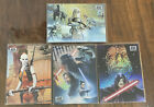 2021 Topps Chrome Star Wars Galaxy Trading Cards 25