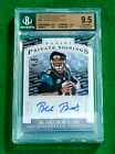 2016 Panini Super Bowl 50 Private Signings Football Cards 17