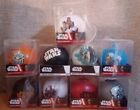 Star Wars Set of 9 Christmas Baubles Holiday Ornament Disney