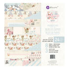 Prima CHRISTMAS SPARKLE 12x12 Cardstock Paper Pad 24 Sheets 997717