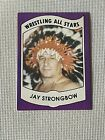 1982 Wrestling All Stars Series A and B Trading Cards 5