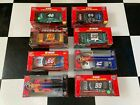 NASCAR diecast 1 24 lot of 8 cars Rusty Wallace Schrader Waltrip