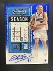 Dirk Nowitzki Autographs Cards and Photos for Panini 11