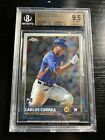 2015 Topps Chrome Baseball Rookie Short Print Guide, Refractor Parallels and Possible 11th Variation 27