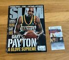 Gary Payton Rookie Cards and Autographed Memorabilia Guide 40