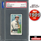 psa 8 1909-11 T206 PIEDMONT Willie Keeler WITH BAT *VERY HIGH END EXAMPLE
