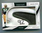 Reggie White Cards, Rookie Cards and Autographed Memorabilia 5