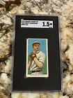 Christy Mathewson Cards and Autograph Guide 11