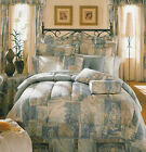 CROSCILL KATANYA 1 FULL SIZE BED SKIRT - NEW!!