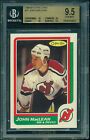 BGS 9.5 1986 87 OPC #37 JOHN MACLEAN RC ROOKIE GEM MINT!! (with 3x10's) DEVILS