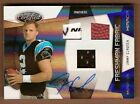 Jimmy Clausen 2010 Certified Jersey Ball Shoe Auto RC