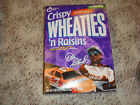 98 WHEATES BOX OF CEREAL FULL DALE EARNHARDT SR