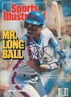 DARRYL STRAWBERRY Signed 1988 Sports Illustrated NEW YORK METS