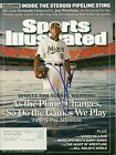 DONTRELLE WILLIS Signed 2007 Sports Illustrated FLORIDA MARLINS